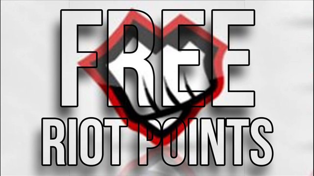 League of Legends Riot Points Generator free download