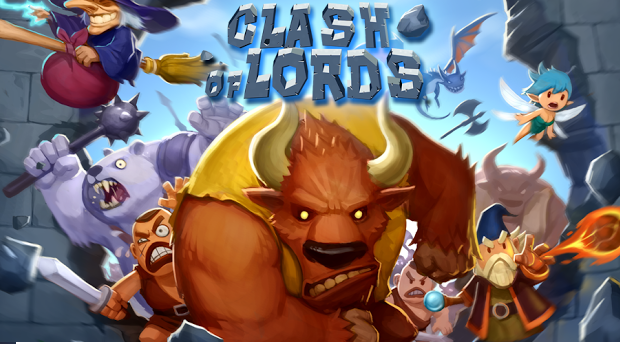 Clash of Lords Hack – Unlimited Gold, Jewels and more
