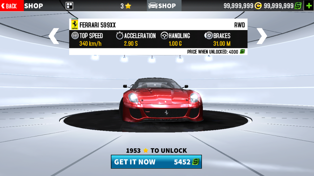 GT RACING 2 HACK ANDROID-IOS V1.3 – DOWNLOAD