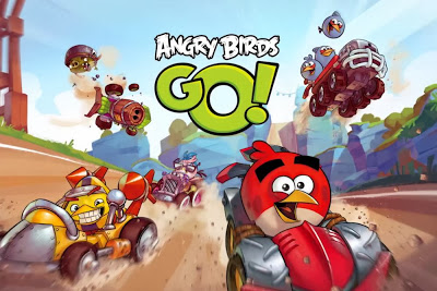 Angry Birds Go Cheats and Hack 2014