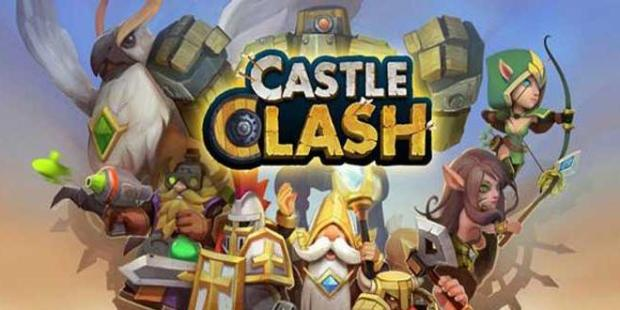 Castle Clash Hack iOS Android DOWNLOAD NEW
