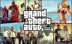 Grand Theft Auto V Full PC Game Download Torrent Cracked