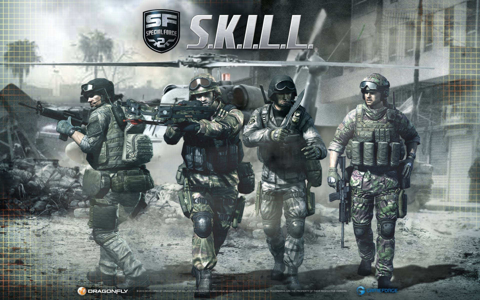 SKILL Special Force 2 Hack Updated Free Download