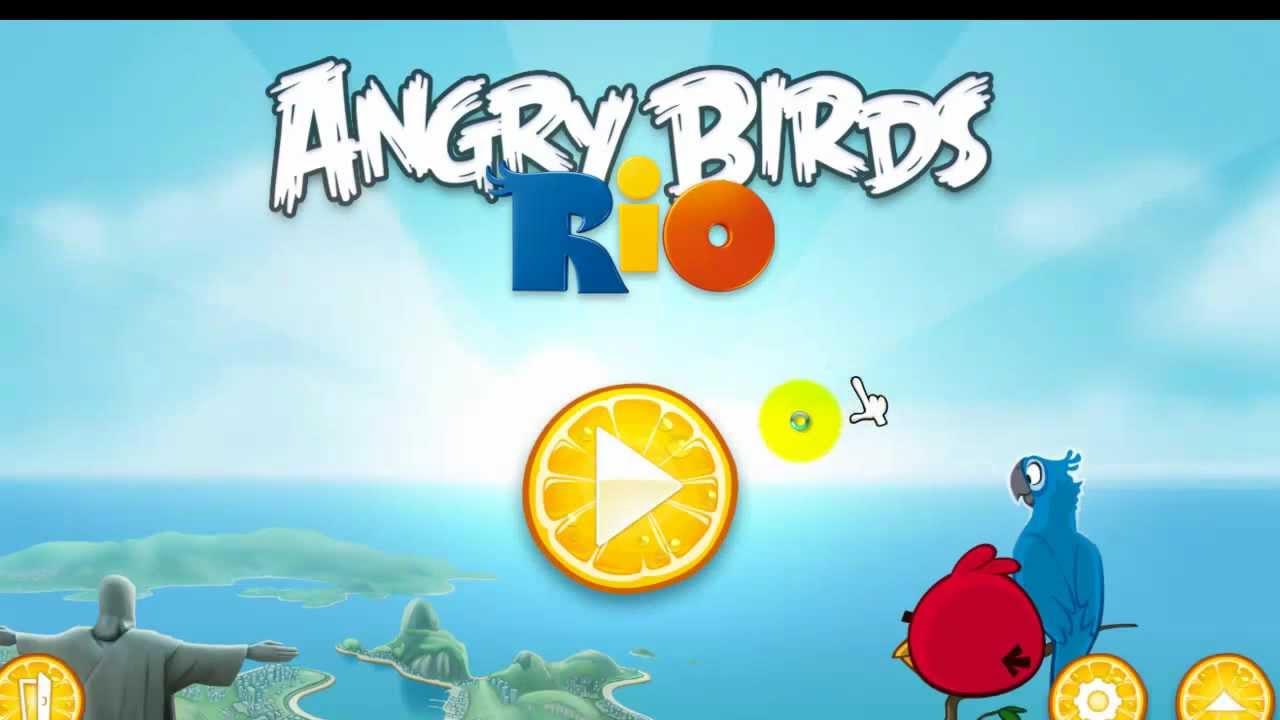 ANGRY BIRDS RIO TRICHE TÉLÉCHARGER GRATUIT