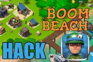 Boom beach hack Android/iOS
