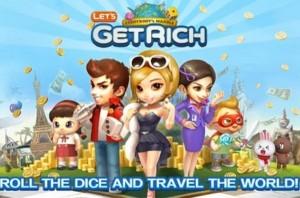 Line Let's Get Rich Hack download