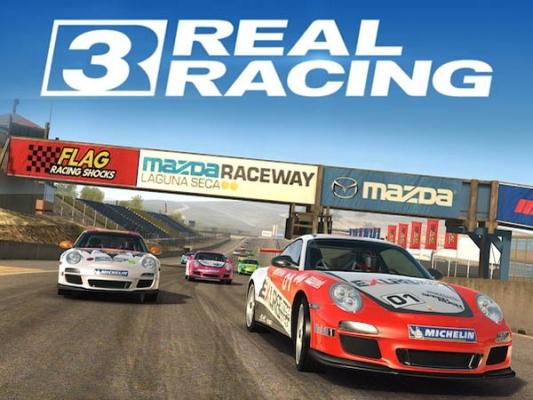 Real Racing 3 Triche Astuce illimité Argent et Or