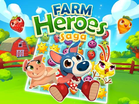 Farm Heroes Saga Triche Astuce Illimites