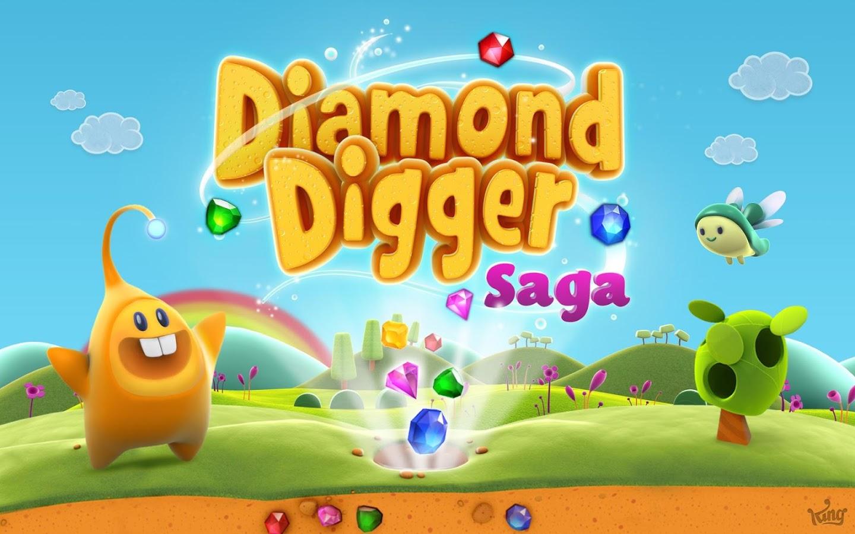 Diamond Digger Saga Triche Astuce
