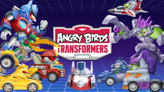 Angry Birds Transformers Astuce Triche