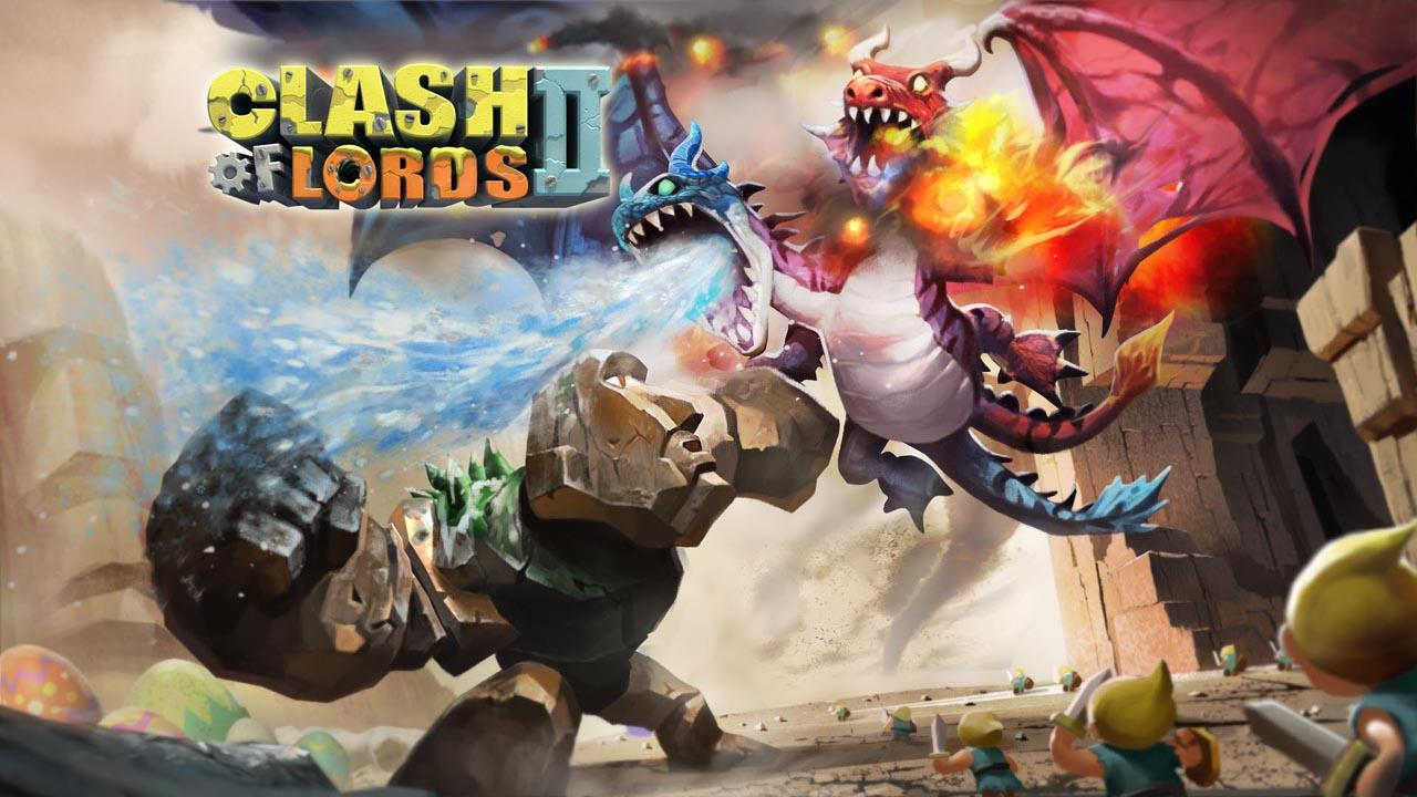 Clash of Lords 2 Triche et Astuces