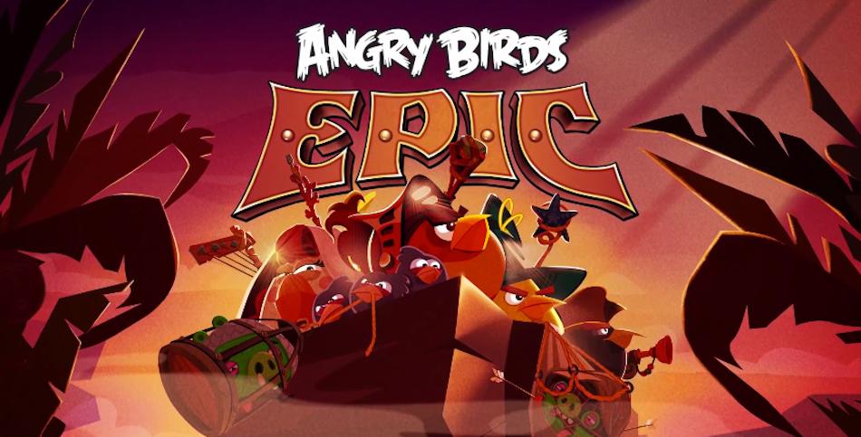 Angry Birds Epic Triche pièces, gemmes illimité