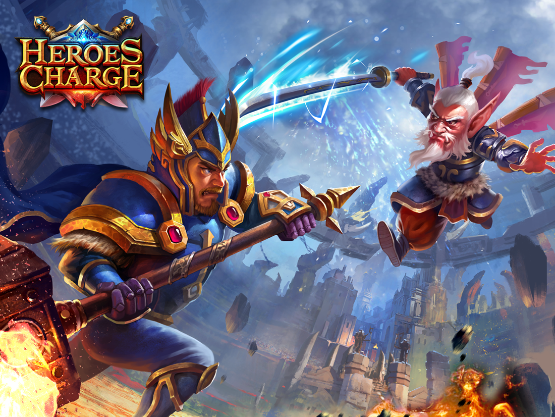 Heroes Charge Pirater Triche Astuce