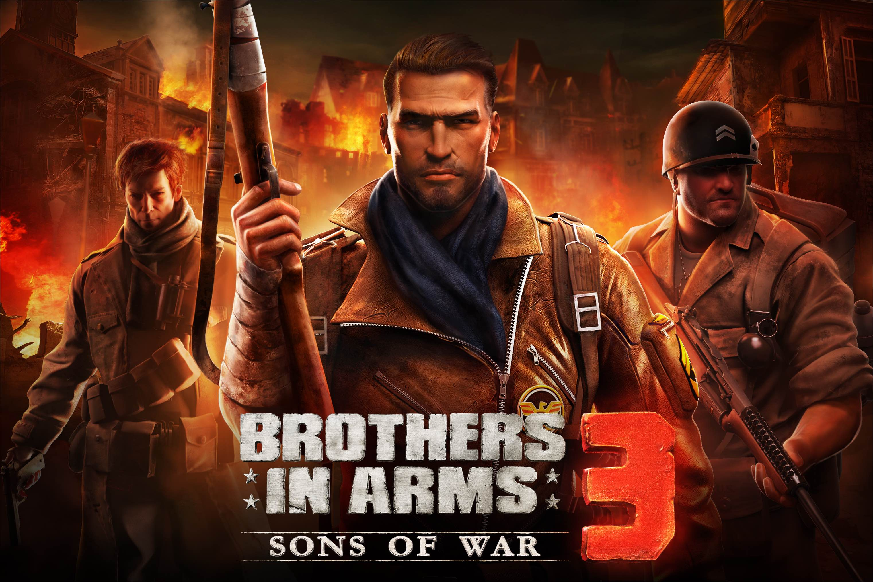 Brothers In Arms 3 triche astuce