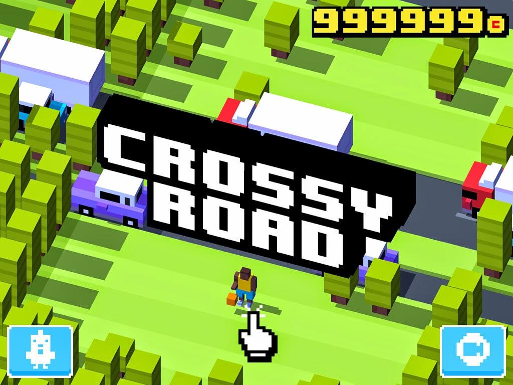 Crossy Road Triche Astuce