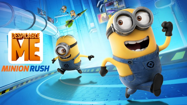 Despicable Me Minion Rush triche astuce 2015
