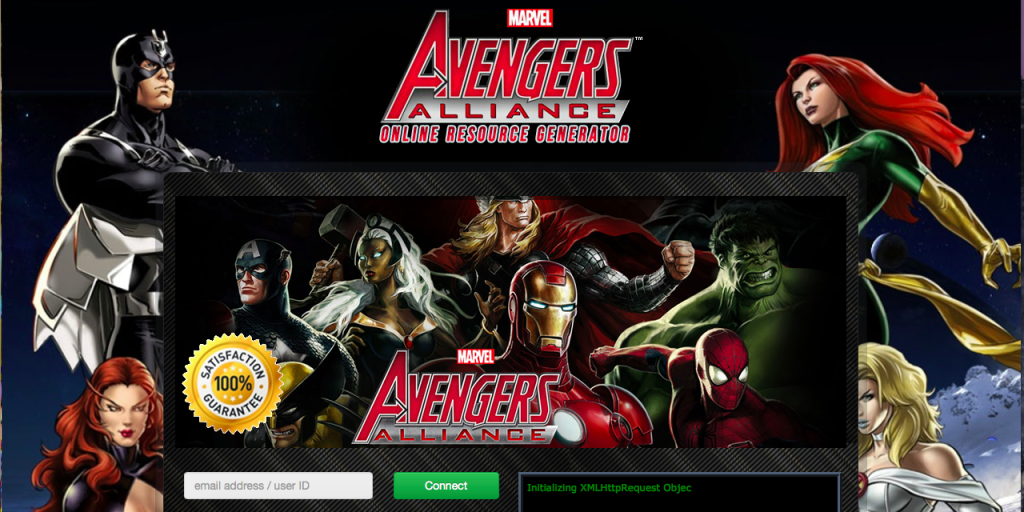 Marvel Avenger Alliance Triche