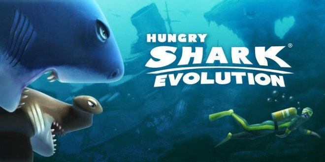 Hungry shark evolution triche astuce