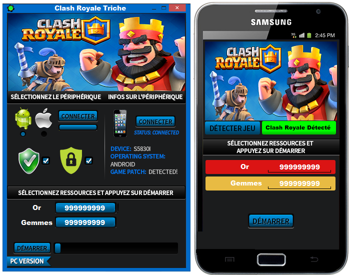 clash Royale hack tool windows no survey